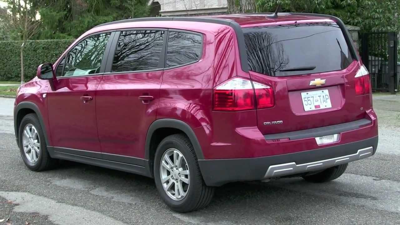 Kekurangan Chevrolet Orlando 2012 Review