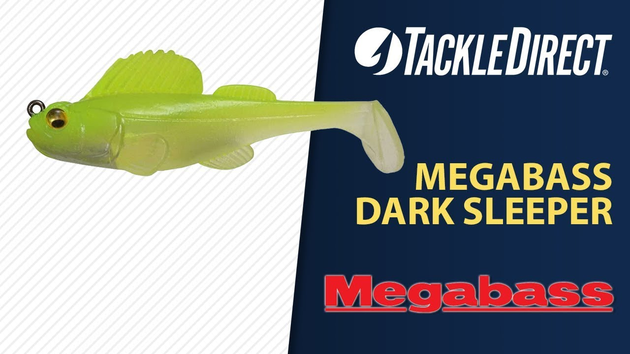 Megabass Dark Sleeper at TackleDirect