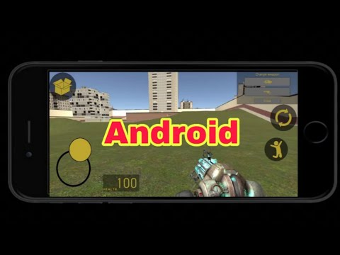 Garry's Mod Android Free Download!!!!
