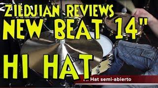 "Toni Mateos Zildjian Reviews. Hi Hat New Beat 14"" Serie A Zildjian."
