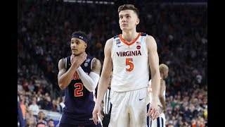 Virginia Holds Off Miraculous Auburn Comeback In Final Seconds to Reach Championship | WILD Ending