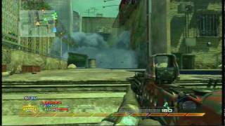 Modern Warfare 2 Camper's Team Deathmatch 5 (TAR It Up)