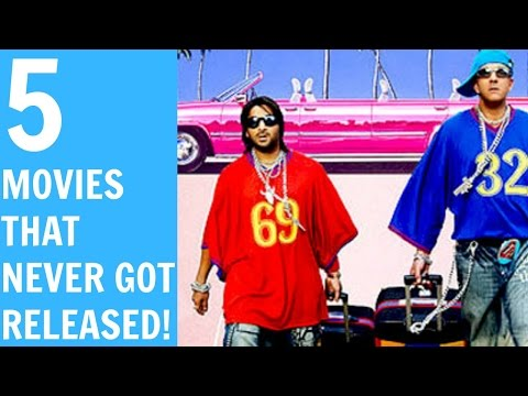 5 BOLLYWOOD MOVIES THAT NEVER GOT RELEASED!