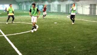 東北チャンピオンズトーナメント【オープンクラス】①(2010.12.12) 栗原まゆ 動画 19
