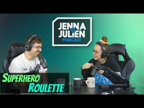 Podcast #270 - Superhero Roulette