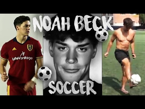 Noah Beck Playing Soccer Youtube