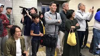 平塚地下道ミュージアム 2017 横溝さやか作品解説