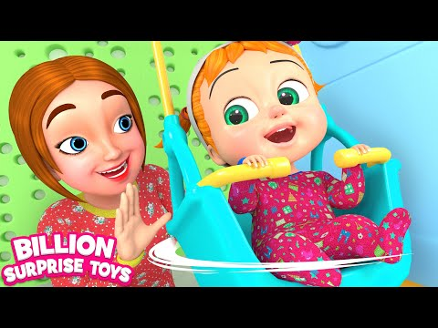 Indoor Playground Song Part 3 | BST Kids Songs & Nursery Rhymes