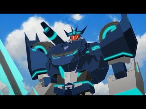 Трансформеры:Роботы под прикрытием 3 сезон 21 серия ...