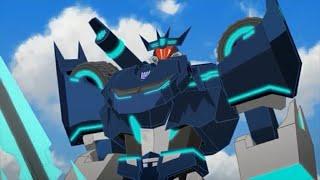 Трансформеры:Роботы под прикрытием 3 сезон 21 серия Саундвейв вернулся