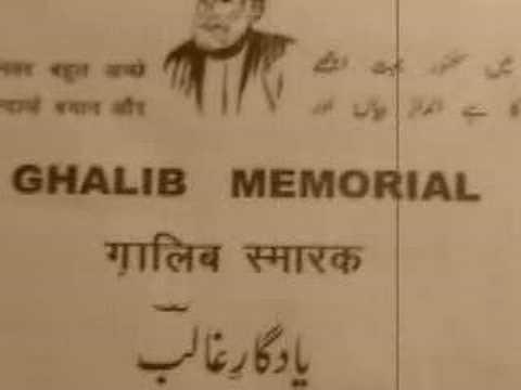 Mirza Ghalib - Magazine cover