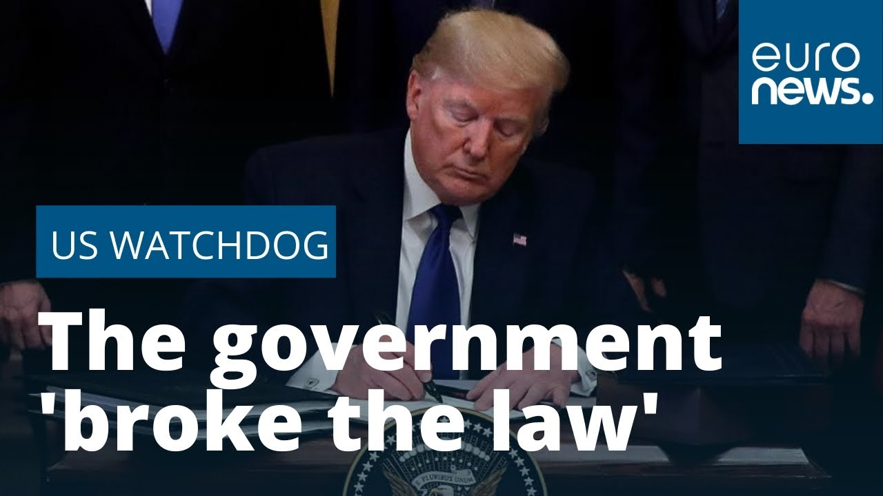 On Politics: Trump Pushes Out a Watchdog