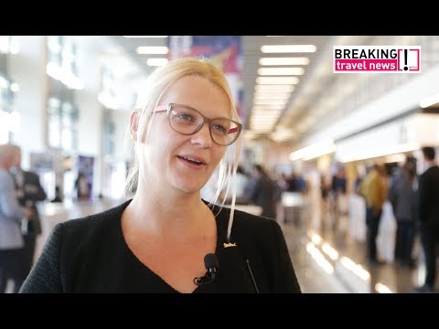 Simone Kuhn, manager, business development, Africa & Indian Ocean, The Rezidor Hotel Group