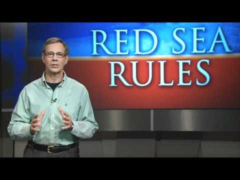 """ARE THERE MISTAKES IN GOD'S PLAN? - """"Truth To Go""""  Robert Morgan--The Red Sea Rules #5"""