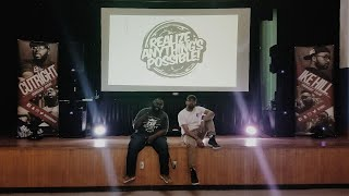 Realize Anything's Possible School Tour Highlight