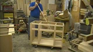 Cabinet Assembly - Custom Bathroom Vanities - Part 6 of 11