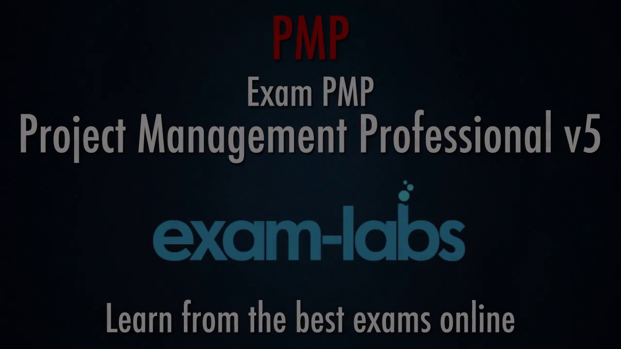 Pmp Certification Exam Questions And Answers Exam Labs