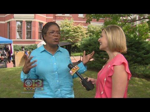 """Oprah Winfrey Talks to WJZ on New Film """"Immortal Life of Henrietta Lacks"""""""