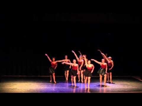 """Dean College Dance Team """"3, 6, 9"""""""