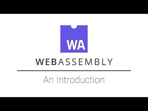 WebAssembly: An Introduction