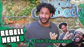 Rebell News #5 mit Ususmango