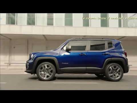 Pubblicita Jeep   Nuova Renegade   18900 euro   Renegade Days   Luglio 2018