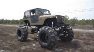 "Test Hits With Throwin Fitz Offroads ""War Pig"","