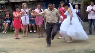 Вот это невеста!!!