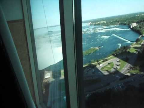 In Our Hotel Room At Tower Hotel At Niagara Falls (Canadian Side) (June 19th, 2013)