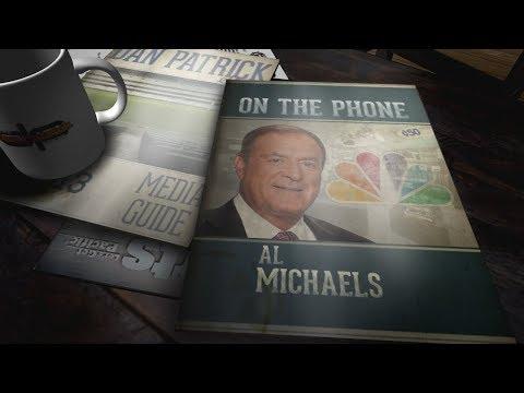 NBC Sports' Al Michaels on The Dan Patrick Show (Full Interview) 9/6/17