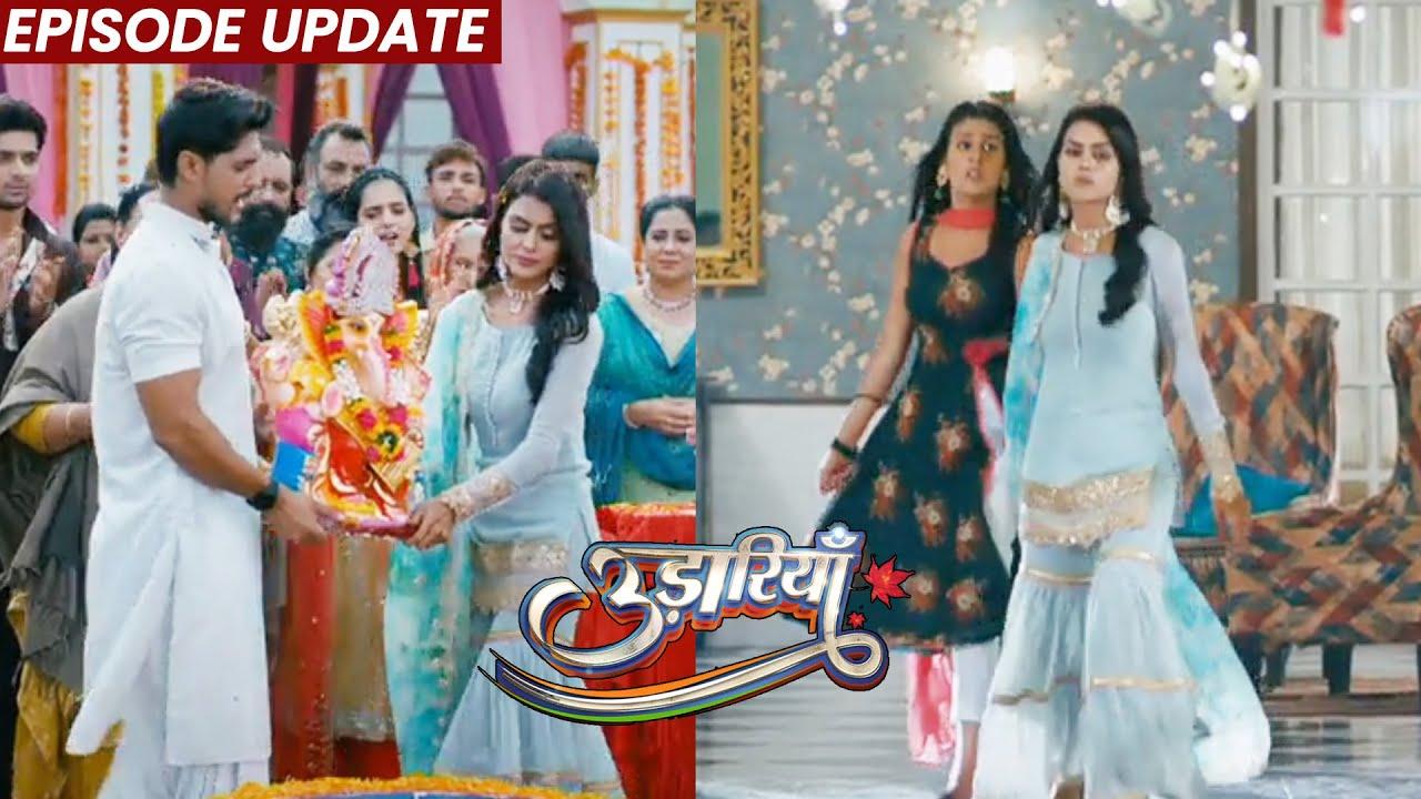 Udaariyaan | 17th Sep 2021 Episode Update Tejo Fateh Ne Kiya Ganapati Visarjan, Jasmine Ki Khuli Pol