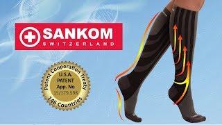 JML Sankom Patent Socks ENG