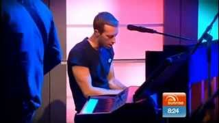 Coldplay - Paradise (Live on Sunrise)