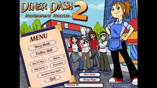 Diner Dash 2: Restaurant Rescue Soundtrack -- Main Menu Theme