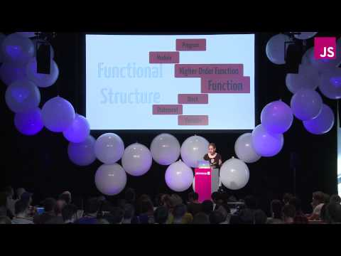 Stefanie Schirmer: Functional programming and curry cooking in JS | JSConf EU 2015