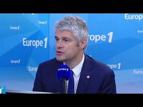 Confiance au gouvernement, réformes : Laurent Wauquiez répond aux questions de Fabien Namias