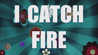 Brian Larney - I Catch Fire (Lyric Video)