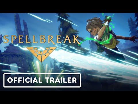 Spellbreak - Official Gameplay Trailer   Summer of Gaming 2020