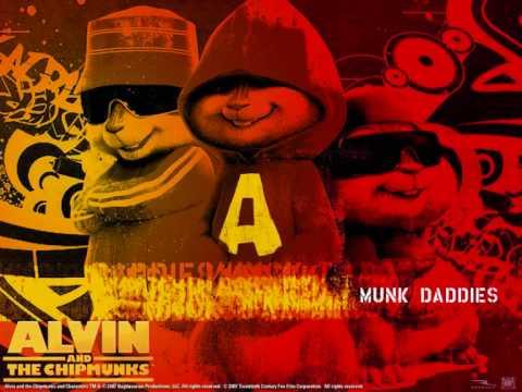 Alvin and the Chipmunks- Beautiful Girls- Sean Kingston (with lyrics)