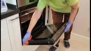 Дезинфекция кухонного оборудования после монтажа в мебель кухни