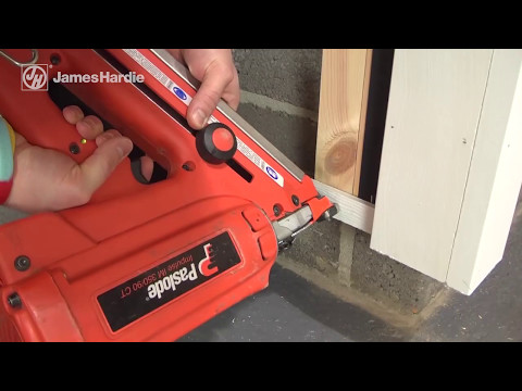 Installing HardiePlank® Cladding & HardieTrim®  - Full Version