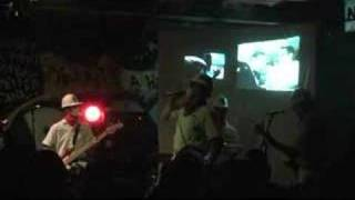 baader brains - bring us the head of marco worman (live)
