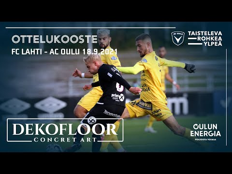 Lahti Oulu Goals And Highlights