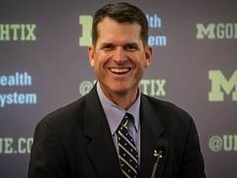 University of Mich. Coach Harbaugh, Muslim students mum after private 'American Sniper' meeting