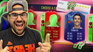 WOW BEST DRAFT EVER CHALLANGE! FIFA 18 Ultimate Team Draft