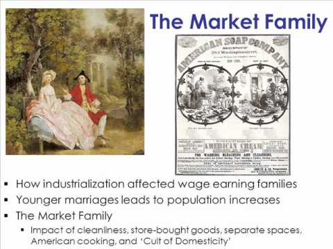 Market Revolution: the Early Economic Transformation, 1810s-1850s