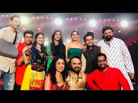 Parthiv Gohil Navratri Live | Rangilo Re | Day 8  | Mumbai | Nesco Centre | #Navratri2019 Garba