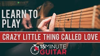 Queen Crazy Little Thing Called Love - Guitar Lesson.mp3