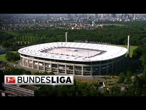 My Stadium: Commerzbank Arena - Eintracht Frankfurt