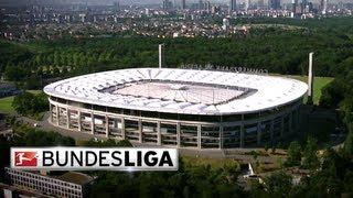 ► sub now: http://redirect.bundesliga.com/_bwbdeintracht frankfurt's club chairman heribert bruchhagen is going to show us the commerzbank-arena.the official...